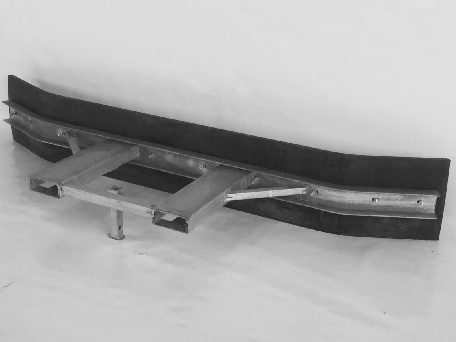 Rubberschuif heftruckaansluiting